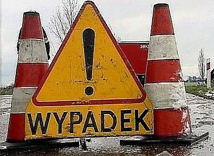 Potrącenie na Wrocławskiej