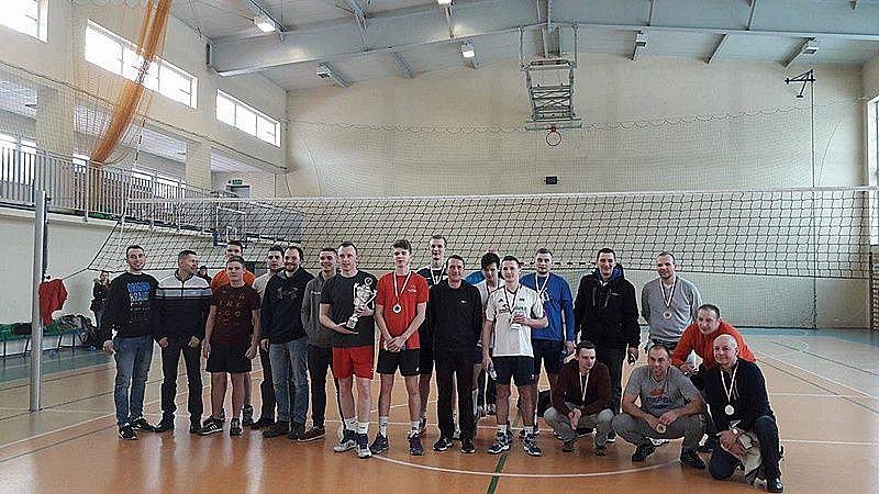Zimowy Turniej Siatkówki