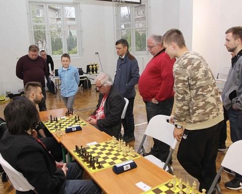Mistrzostwa w szachach szybkich
