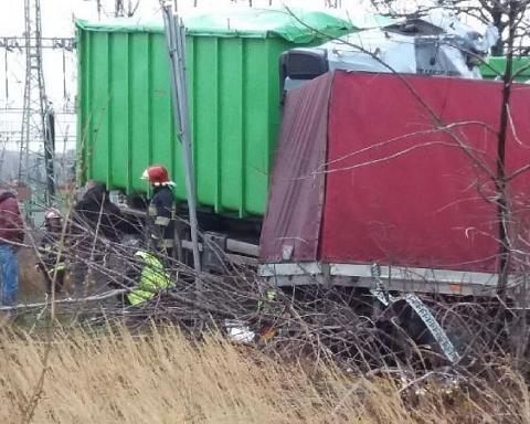 Śmiertelny wypadek koło Mokrzeszowa