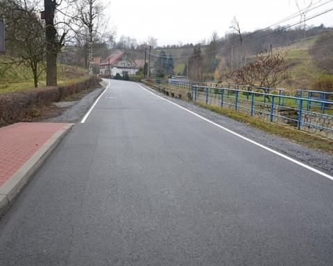 Nowa droga przez Strugę