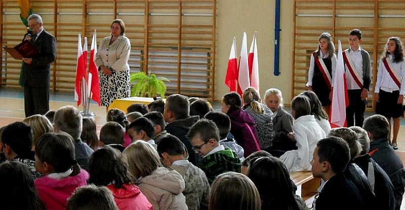 Inauguracja roku szkolnego 2010/11