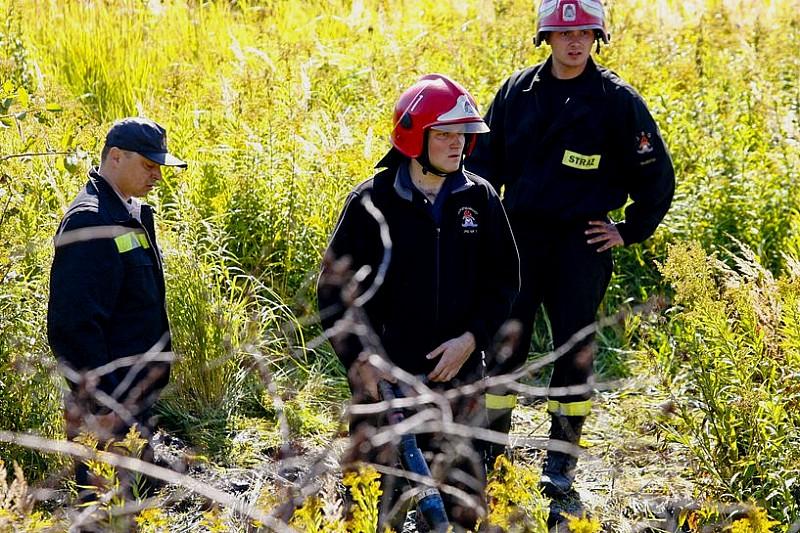 Podziemny pożar na Sobięcinie