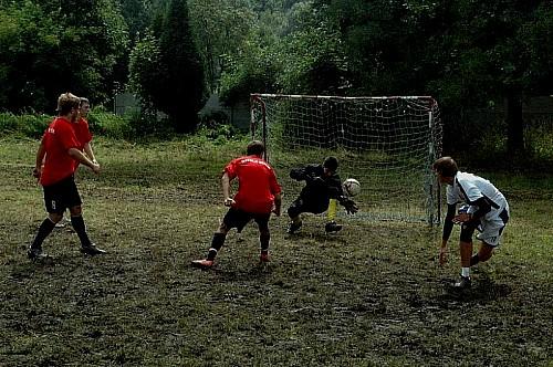Turniej drużyn podwórkowych