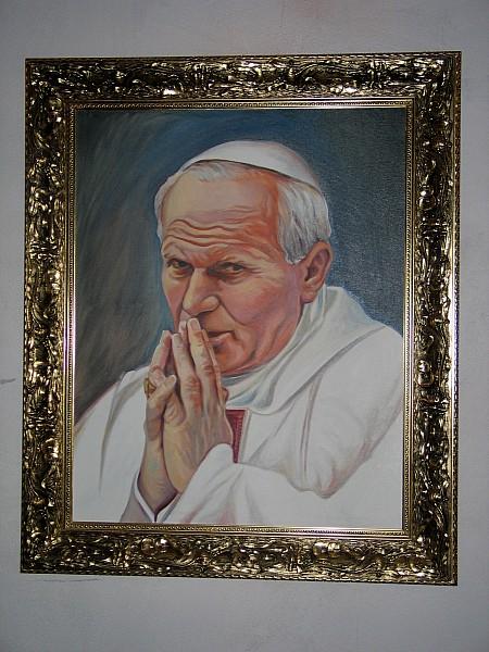 Potrzebne zdjęcia z Janem Pawłem II