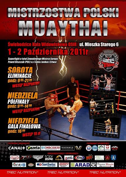 Mistrzostwa Polski Muaythai