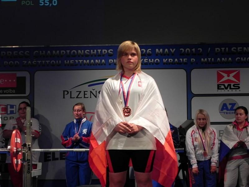 Mamy brązową medalistkę mistrzostw świata