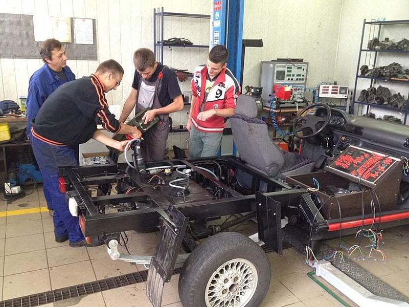 Mechanicy - wynalazcy