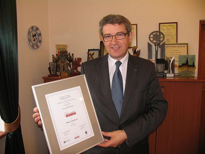 Świdnica z certyfikatem
