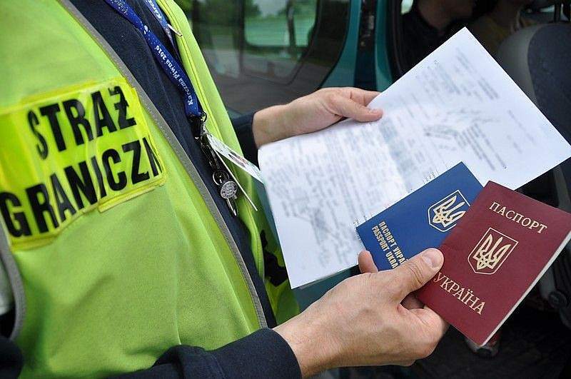 Nielegalnie w Polsce