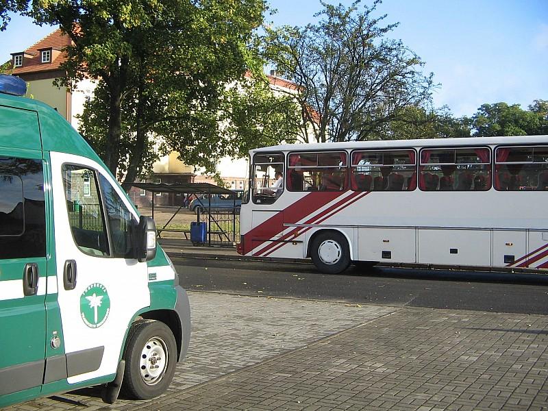 """Przewoźnik z Wałbrzycha """"zaskoczył""""  inspektorów"""