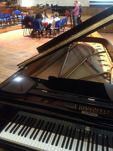 Ferrari wśród fortepianów