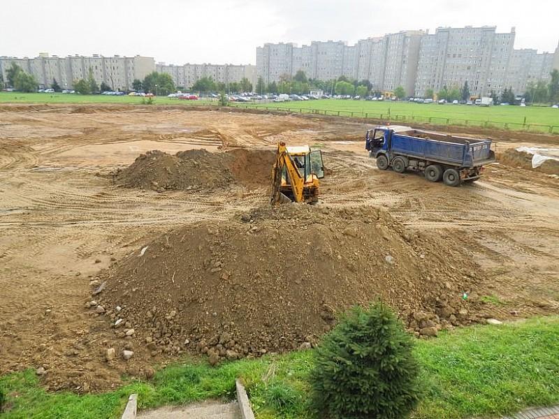 Budują centrum sportowe