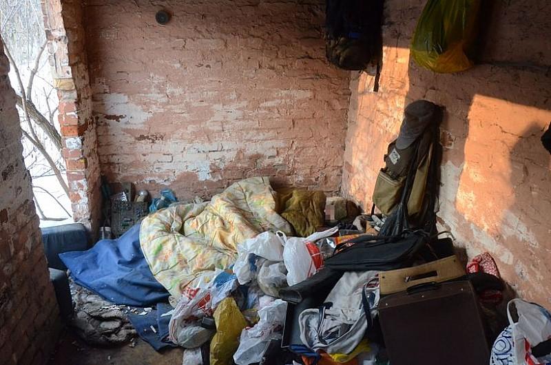 Zwróć uwagę na bezdomnych