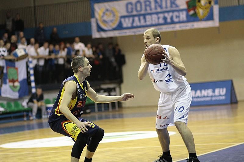 Koszykarze w finale PP