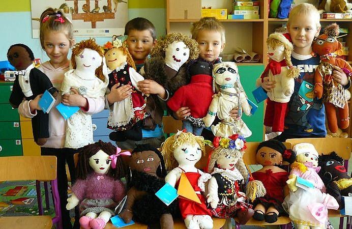 Niezwykłe lalki