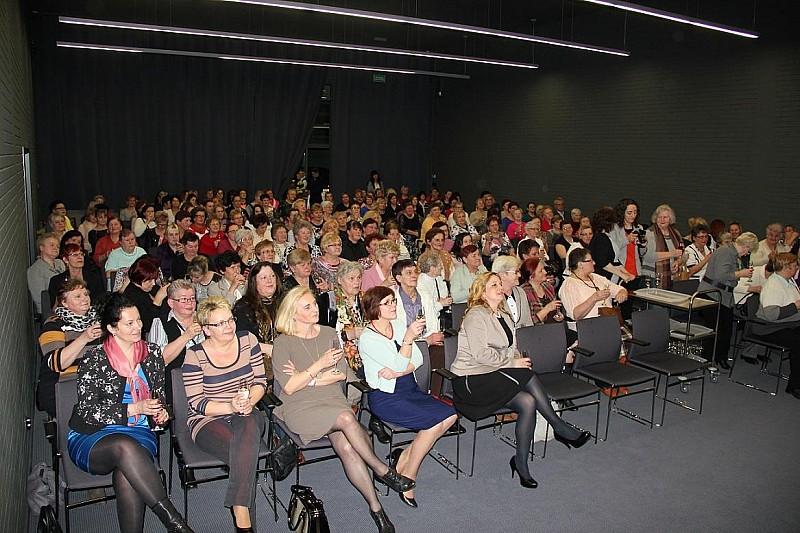 Operetkowy dzień kobiet