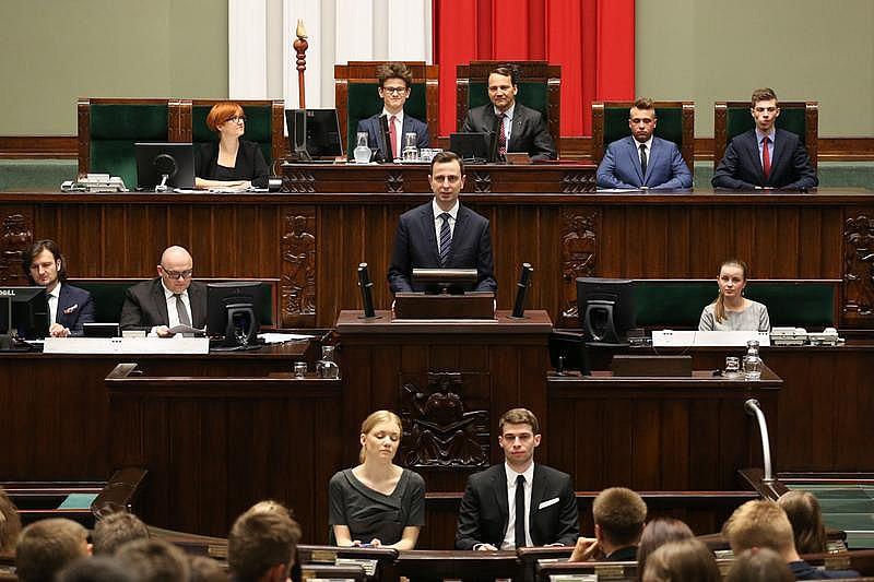 Boguszowianin marszałkiem Sejmu