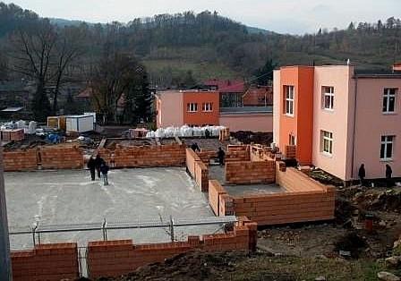 Kończą budowę Orlika