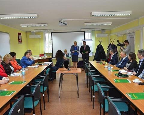 Inauguracyjne spotkanie rady
