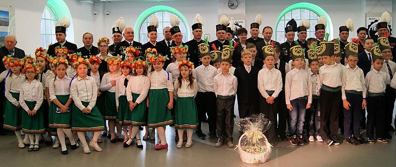 Górnicze święto w Gorcach