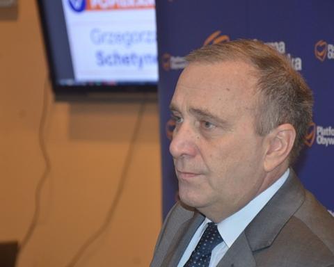 Schetyna szefem Platformy