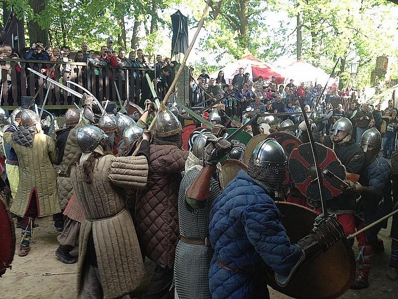 Wielka bitwa na Grodnie