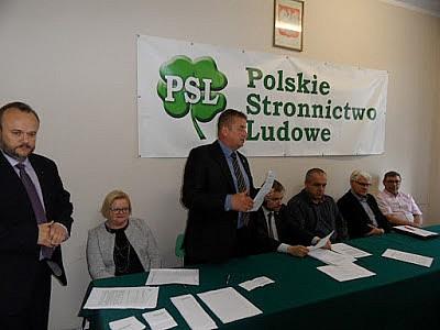 PSL wybrało władze